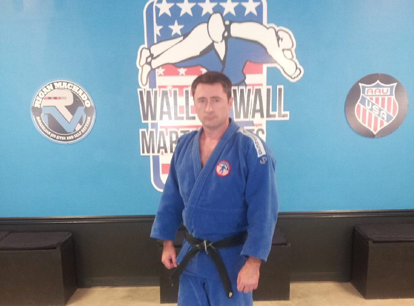 Sensei James Wall